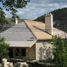 Кедровая крыша ресторан п.Бутучены