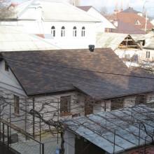 Dakota 2-tone brown Частный дом г.Кишинев