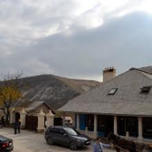 """Крыша из канадского кедра. Туристический комплекс """"Vila Etnica"""" с.Бутучены, Старый Орхей."""