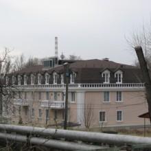Mystique 2-tone brown Офисное здание г.Кишинев