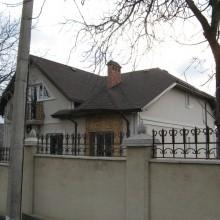 Roofmaster Cinamon Частный дом г.Кишинев