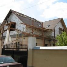 Roofmaster Rustic Tun+Легострой частный дом г.Кишинев